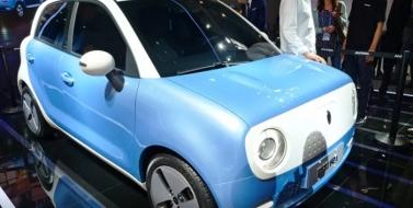 Auto China 2018. Дебют EV бренда компании Great Wall