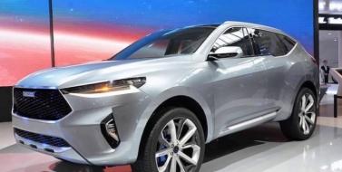 Автомобильный салон в Чэнду CDMS 2018 (продолжение)