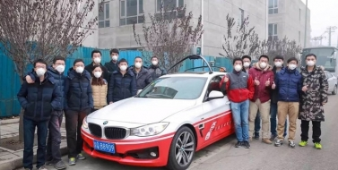 Компании BYD и Baidu совместно вступили в борьбу за господство на рынке беспилотных автомобилей