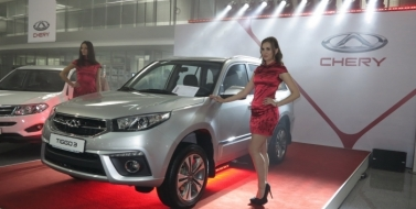Экологические автомобили китайских компаний BYD, Chery и Geely получают субсидии от государства