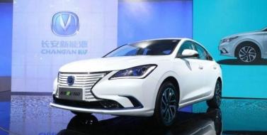 EODO EV460 - новая модель электромобиля от Changan Automobile Group