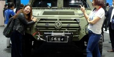 Лидеры и аутсайдеры Auto China 2018