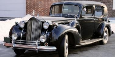 Первые автомобильные кондиционеры